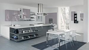 Mobiliario de cocina BRAVA de LUBE en marbella