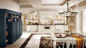 Mobiliario de cocina clásico lube en Marbella