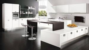 El mejor diseño Italiano, plasmado en una cocina moderna