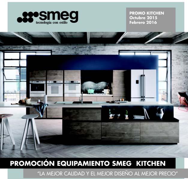 Promoción equipación Smeg Kitchen - Cocinas Sanchez y Sandoval ...