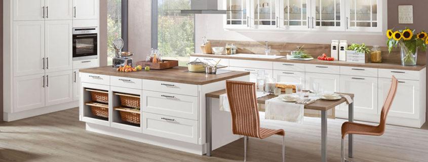 Mobiliario de cocina rustico